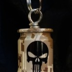 U.S. Marines Digital Sand with Punisher .50 Cal Defender Bell